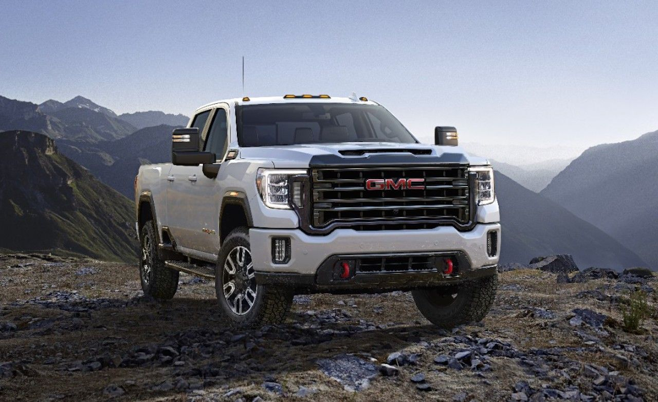 2020 Gmc Sierra Hd 2500 And 3500 Priced - Details For The Lineup 2020 Gmc 2500 Build And Price