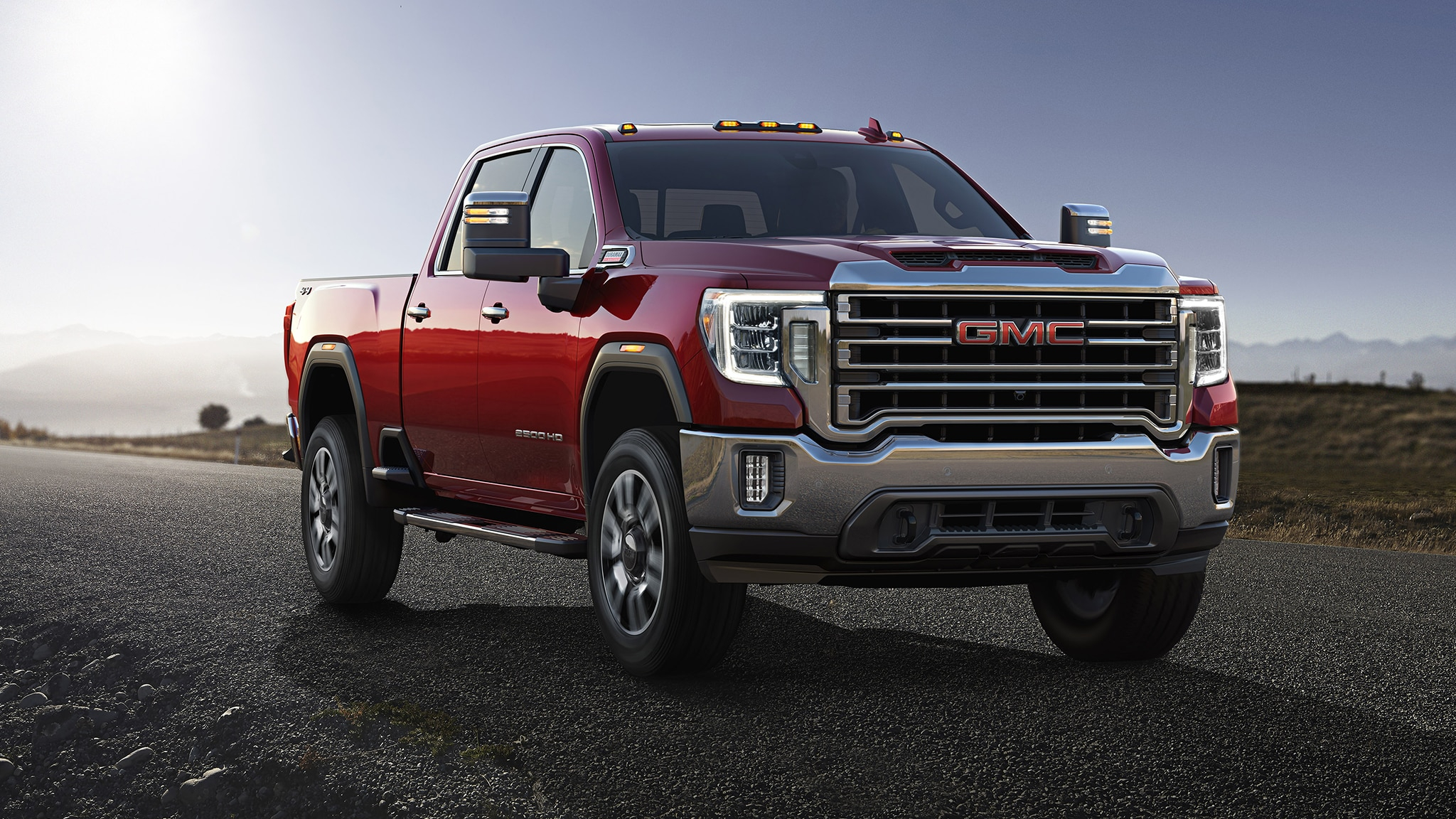 2020 Gmc Sierra Hd First Look: Heavy-Duty Competition 2020 Gmc 2500 Build And Price