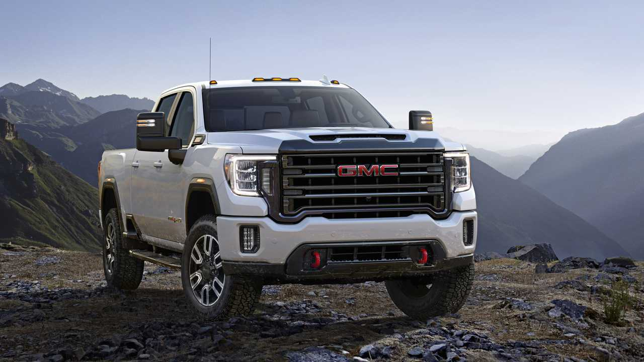 2020 Gmc Sierra Hd Arrives With More Tech And New Off-Road Trim 2020 Gmc Sierra 2500 Duramax Engine Options