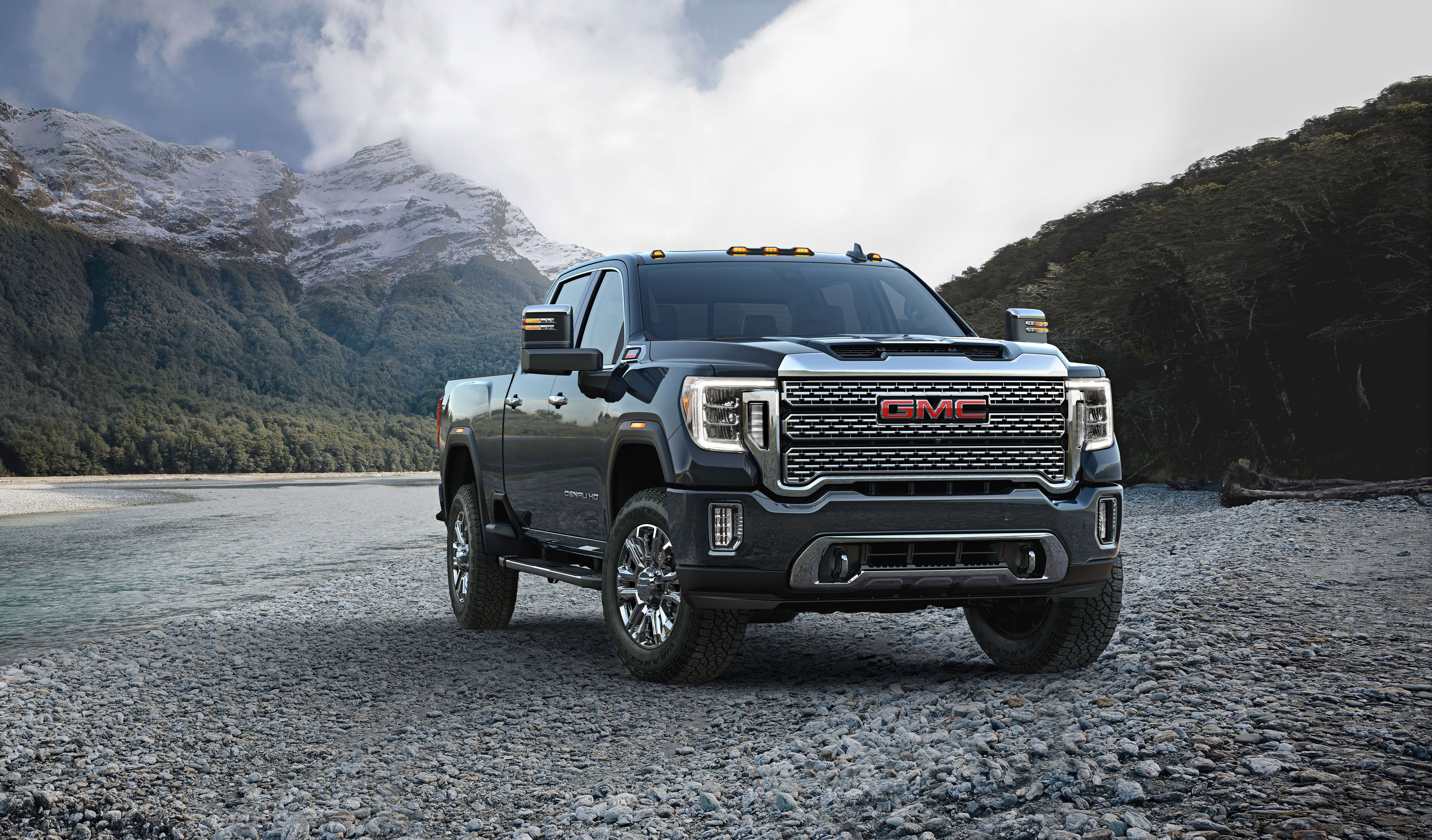 2020 Gmc Sierra Hd Review, Pricing, And Specs 2020 Gmc Sierra 2500Hd Interior, Msrp, Mpg