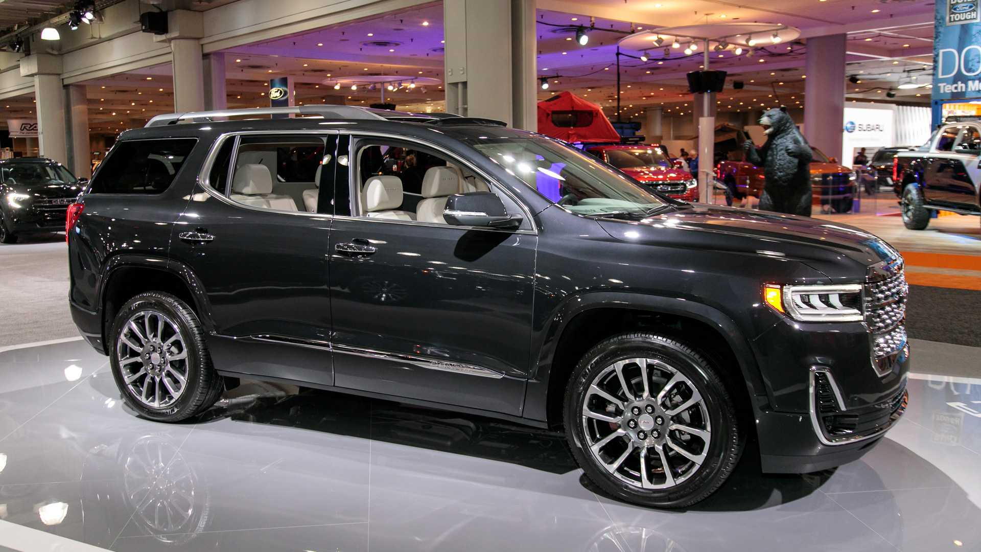 2021 gmc acadia canada changes price release date  2022 gmc