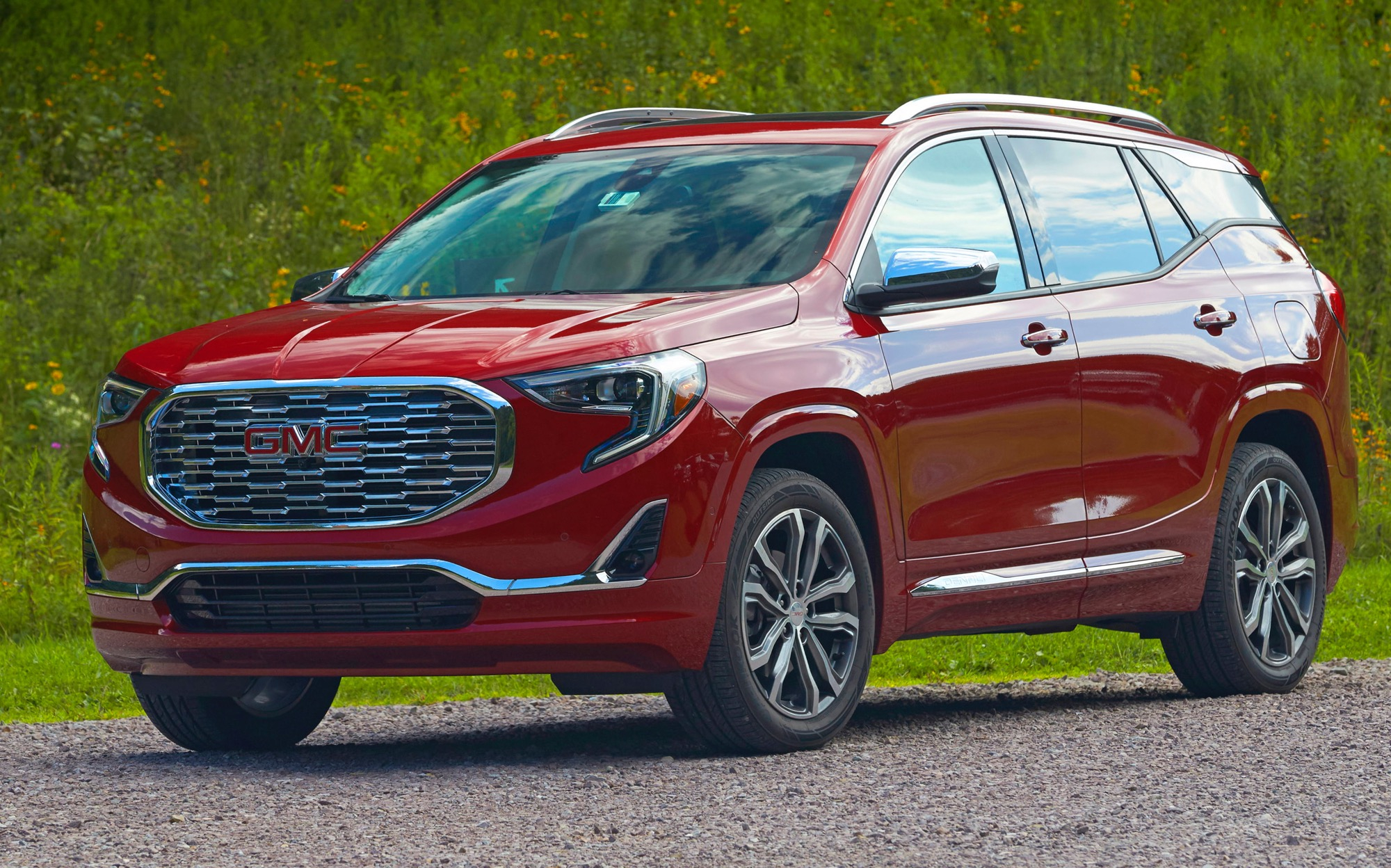 2021 Gmc Terrain Exterior Colors, Safety Rating, Engine ...